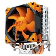 超频三 星海S88 智能温控 多平台CPU散热器(双热管/立体散热/静音设计)