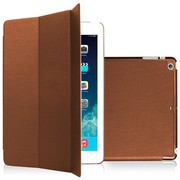 爱派 苹果iPad mini2/iPad mini保护套 薄彩系列特薄细格纹三折 迷你iPad智能休眠Retina皮套
