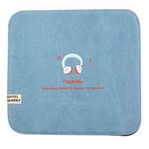 广博 HDN03100 尚氏泊kinbor 旅行记忆可爱创意鼠标垫 蓝色 单个装产品图片主图