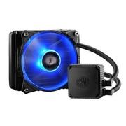酷冷 海魔120 CPU水冷散热器(多平台/一体水冷/静音/LED蓝光风扇/高效水冷泵)