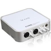 艾肯 Cube 4Nano USB外置声卡 专业录音/网络K歌 4进4出 支持机架 实现电音、爆音、变音等效果