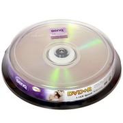 明基 DVD+R 16速 4.7G 桶装10片 刻录盘
