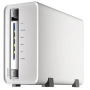 威联通 TS-212P(迅雷版) 高性能双盘NAS 已安装WD2T红盘 开机即用1.6GHz   512MB DDR3 USB3.0