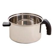 捷赛 自动烹饪锅专用配件 M锅胆  优质不锈钢   适用M81/M82   3升