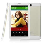 清华同方 N703 7寸手机通话平板电脑 IPS全视角3G双卡双待 通话 蓝牙 GPS导航 黑色