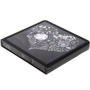 建兴 eNAU508 8X 外置超薄DVD刻录机 (黑色)