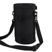 锐玛 EMB-L2060 单反相机镜头袋镜头筒  加厚防撞抗震佳能尼康镜头包 送肩带 可选配专业腰带