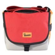 澳洲小野人 MD5003-R02P50 MD百万美元系列单肩包 紫红色/灰色
