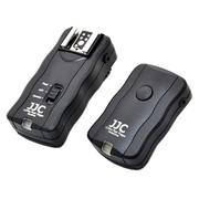 JJC JF-U1 闪光灯引闪器 触发器 (适用于佳能、尼康、宾得等 16个可调频道 一拖一)