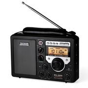 德生 BCL-3000 全波段 台式立体声 收音机 (黑色)