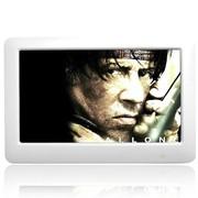 紫光电子 V-S815 8G 4.3英寸 MP5 全触摸屏 白色 套餐3