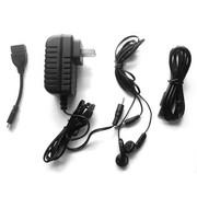 爱立顺 M33配件包 M33配件包 含数据线、充电器、OTG线、耳机