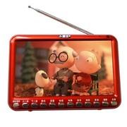 小霸王 移动视频机播放器S05 7寸高清视频扩音器老人唱戏机多功能收音