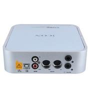 艾肯 Cube 4nano 外置录音专业声卡 网络K歌 录音 喊麦 USB电音声卡 专业音频接口 白色
