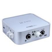艾肯 Cube Mini 2进2出 USB外置声卡 K歌声卡 白色