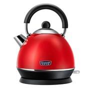 拓璞 DK227SR电热水壶全不锈钢电水壶正品电烧水壶1.7L 红色