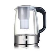 拓璞 DK270加热型电热水壶玻璃滤水壶净水杯