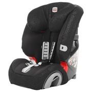 宝得适(BRITAX) /百代适  英国原装进口超级百变王汽车儿童安全座椅 适合约9个月-12岁 闪电黑