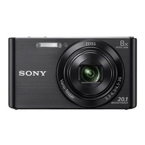 索尼 DSC-W830 数码相机 黑色产品图片主图