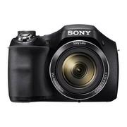 索尼 DSC-H300 数码相机 黑色(2010万有效像素 35倍光学变焦 3英寸液晶屏 25mm广角)