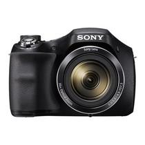索尼 DSC-H300 数码相机 黑色(2010万有效像素 35倍光学变焦 3英寸液晶屏 25mm广角)产品图片主图