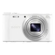 索尼 DSC-WX350 数码相机 白色