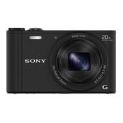索尼 DSC-WX350 数码相机 黑色
