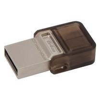 金士顿 DTDUO 64GB 超便携 双插头手机U盘产品图片主图