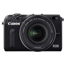佳能 EOS M2 微单套机 黑色(EF-M 18-55mm f/3.5-5.6 IS STM 镜头)产品图片主图