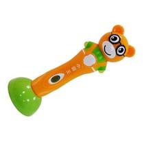 小霸王 点读笔SB-663E 儿童早教学习益智婴幼儿故事机2G内存20本有声书+英语拼音挂图 橙色2G版本产品图片主图