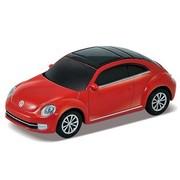 奥速达 VW New Beetle-16G  大众甲壳虫 16G 创意礼品汽车u盘 红色