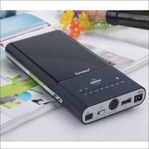 sunreed MP3450D 大容量 笔记本移动电源 万能外挂电池 最大电流4.5A产品图片主图