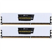 海盗船 VengeanceLP DDR3 1600 8GB(2x4GB)台式机内存(CML8GX3M2A1600C9W)