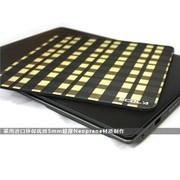 宜客莱 MP-BK035BR 格子系列Pro-Fit超舒适鼠标垫 (褐色)