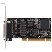 魔羯 MC1364 PCI转4路RS232扩展卡,带1分4数据线,4串口卡,跳线可设置RS232串口1脚供电