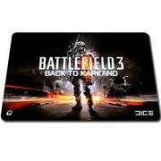 Qpad Battlefield 3-Back to Karkand 战地3-重返卡坎德 专业游戏鼠标垫 Hybratek表面涂层