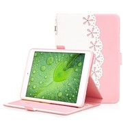 梦露花语系列 保护套 适用于苹果iPad mini 2 (Retina) 粉玫瑰