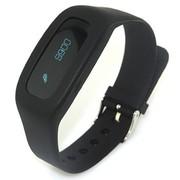 ibody 追客 智能手环 可穿戴设备 运动计步器 睡眠健康管理 高级黑