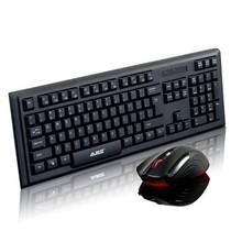 黑爵 键鼠套装 电脑无线键盘鼠标套件 cf专用游戏键盘 lol产品图片主图