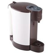 欧博 JR163-A1 即热式电水壶 即热开水壶 烧水壶 电热水瓶 快速烧水即热开水机 烧开水器泡茶机 咖啡色