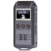 索爱 SA-689金属高端运动型外放MP3播放器(8G计步器功能 双无损音乐 收音 录音 高档耳机)灰色产品图片主图