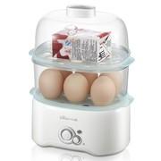 小熊 ZDQ-312PA 多功能双层煮蛋器 12个蛋 蒸水蛋