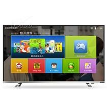 酷开 32K1Y 32英寸网络智能LED液晶电视(黑色)产品图片主图