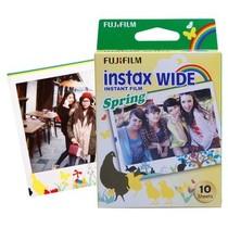 富士 instax WIDE 一次成像210宽幅相机专用 胶片/相纸(春游版)产品图片主图