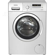 西门子 (SIEMENS)WS10K2C80W 6公斤全自动滚筒洗衣机(银色)产品图片主图