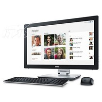 戴尔 Inspiron One 灵越 2350-R2336 23英寸一体电脑(i3-4000M/6G/1T/集成显卡/Linux)产品图片主图