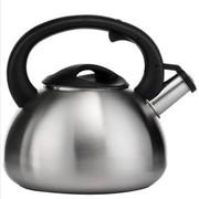 苏泊尔 水壶supor欧式304食品级鸣笛不锈钢烧水壶 煤气SS25N1