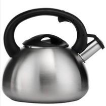 苏泊尔 水壶supor欧式304食品级鸣笛不锈钢烧水壶 煤气SS25N1产品图片主图
