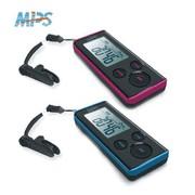 美普斯(MPS) 计步器 3D电子计步器 多功能运动脂肪仪-801 蓝色