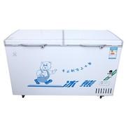 冰熊 BC/BD-798  798升冷藏冷冻商用转换柜  冰柜卧式冷柜